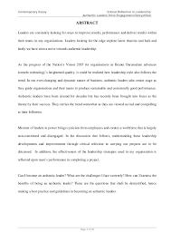 Short Essay On Leadership How To Write A Short Essay About Leadership Mistyhamel