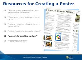 Create A Poster In Powerpoint Ciurzynski Powerful Presentations Ppt Download