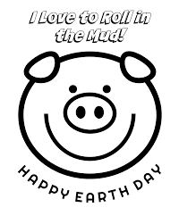 If you like what you. Earth Day Coloring Pages Oh My Creative