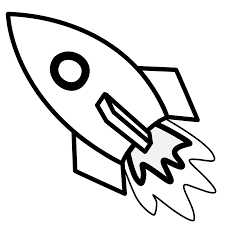 Small Picture Rocket Ship Coloring Page Within creativemoveme