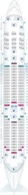 seat map korean air boeing b787 9