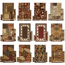 area rug and runner sets rugs design kitchen rug sets red