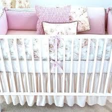 girls nursery bedding set honey crib bedding set zoom decorating den franchise girls nursery bedding
