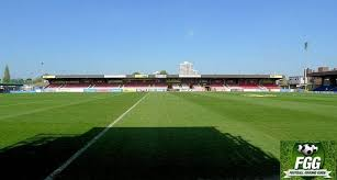The Cherry Red Records Stadium Kingsmeadow Afc Wimbledon