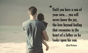 Dad Quotes From Son Fascinating 48 Best Inspiring Quotes For Father's Day Inspiring Tips