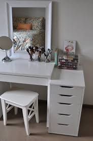 furniture cute makeup organizer ideas pictures containers for drawers the simple photos to