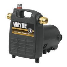garden hose pump. Wayne 1/2 HP Cast Iron, Portable Transfer Utility Pump-PC4 - The Home Depot Garden Hose Pump G