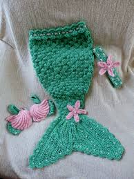 Baby Mermaid Crochet Pattern Awesome Decorating Ideas
