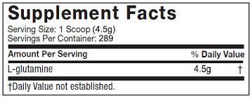 Image result for muscletech glutamine