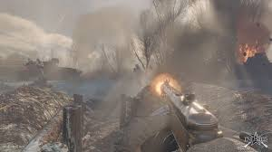 world war ii re ed in new upcoming mmo enlisted two left sticks muzzle flash in battle photo credit gaijin entertainment