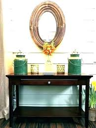 accent table decor round entry foyer ideas decorating lovable entrance front t