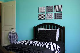 fabulous pictures of black and blue bedroom design and decoration ideas simple and neat picture