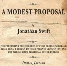 a modest proposal for the improvement of the american government  a modest proposal