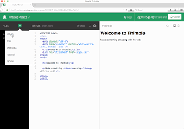 Using Thimble FAQ · mozilla/thimble.mozilla.org Wiki · GitHub