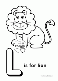 Small Picture Coloring Pages Letter Coloring Pages To Teach Letters And Keep