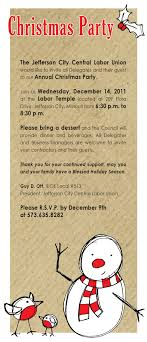 christmas party invitation beth ott design advertisements