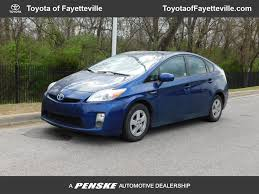 2010 Used Toyota Prius 5dr Hatchback IV at Fayetteville Autopark ...