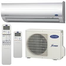 carrier air conditioning. inverter air conditioner carrier 42uqv050m / 38uyv050m with a++/a energy class of cooling conditioning