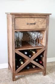 Wine rack plans measurements Bin Diy Wine Cabinet Addicted Diy Diy Wine Cabinet With Printable Plans Addicted Diy