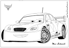 Lightning Mcqueen And Francesco Coloring Pages Fresh Best Car