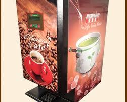 Tea Vending Machine India Cool TEA COFFEE VENDING MACHINE PRICE IN DELHI Food Processing