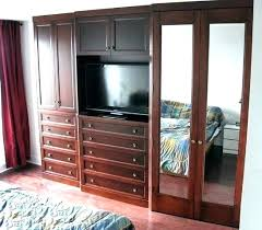 motorized cabinet for bedroom wall units outstanding unit closet wardrobe wooden bed ikea
