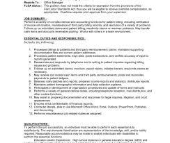Fantastic Medicaloding Resume Samples Templates Billing And ...