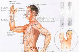 Hand Body Chart Us 9 99 Clear Side Wall Map The Human Body Chart Meridian Points Meridian Acupuncture Head Ear Hand Foot Scrapping In Chinese English In Massage