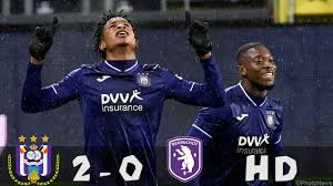 Anderlecht vs Beerschot 2--0 • Jupiler Pro League 27/12/2020 Reactions -  YouTube