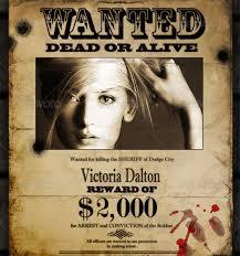 Sample Wanted Poster Rome Fontanacountryinn Com