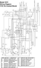 true freezer wiring diagram in refrigeration