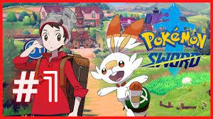 Pokemon Sword and Shield Gameplay Yuzu : yuzu