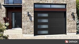 Model Standard Vog 10u0027 X 7u0027 Black Window Layout Left