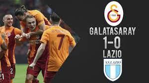 Galatasaray 1-0 Lazio Geniş Maç Özeti Türkçe Spiker (16/09/2021) - YouTube