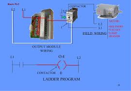 wiring solenoid valve to plc wiring image wiring basic plc on wiring solenoid valve to plc