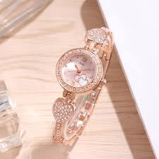 Designer Watches For Women Addic Together Forever Rose Gold Designer Watch For Women