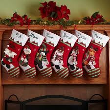 Winter Wonderland Personalized Stocking