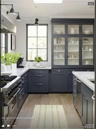 Diy Dark Kitchen Cabinets Dark Grey Kitchen Cabinets White Walls