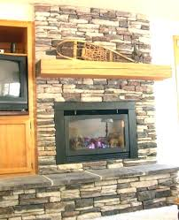 reface brick fireplace with stone veneer refacing a brick fireplace with stone veneer reface a brick