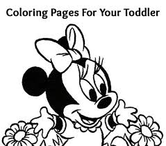 Small Picture Stunning Free Printable Minnie Mouse Coloring Pages Photos