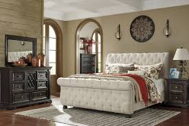 upholstered sleigh beds. Delighful Sleigh Willenburg Linen King Upholstered Sleigh BedMain Image 3 Throughout Beds