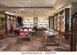 gucci store interior 2016. kuala lumpur, malaysia - may 09, 2016: gucci store in suria klcc. interior 2016 p