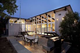 Small Picture Net Zero Energy Modern House is a mix of 21st century tech and mid