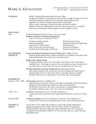 Electrician Resume Templates – Foodcity.me