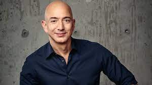 Amazon-Chef Jeff Bezos ...
