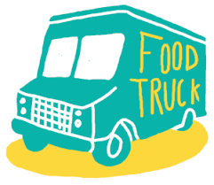 Image result for food truck at the pool