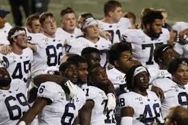 Penn State Depth Chart Week Five Purdue Black Shoe Diaries