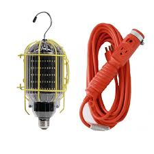 Old Work Led Can Lights Led Work Light W Magnet And Cage Brighter Than 150 Watt Bulb
