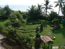 park guest house garden garden