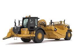 cat wheel tractor scrapers caterpillar 627k